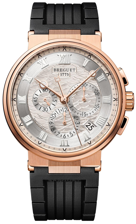 Breguet Marine Chronograph 5527
