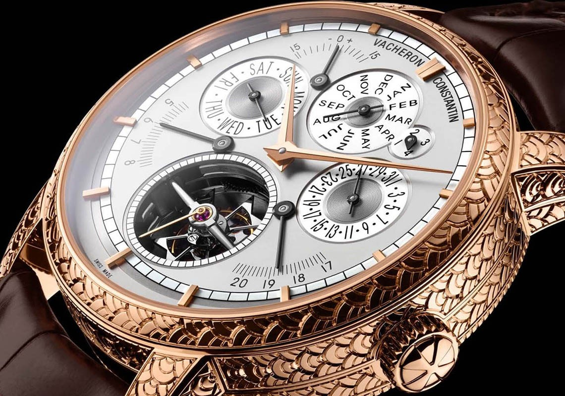 "Vacheron Constantin ra mắt chiến dịch ""One of not many"""