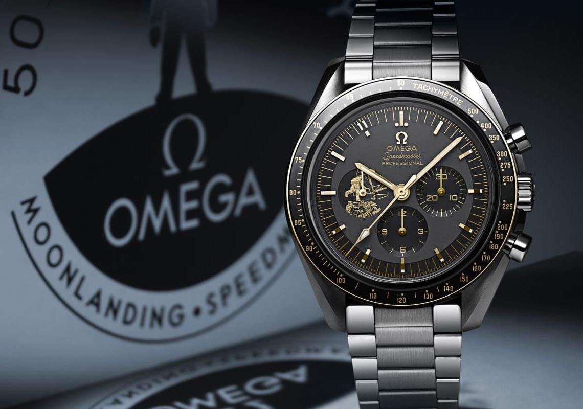 [Review] OMEGA SPEEDMASTER MOONWATCH ANNIVERSARY 310.20.42.50.01.001 Limited Series Apollo 11 50th